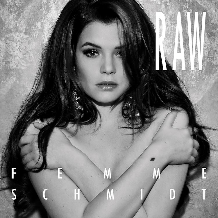 Femme Schmidt RAW CD Cover Album