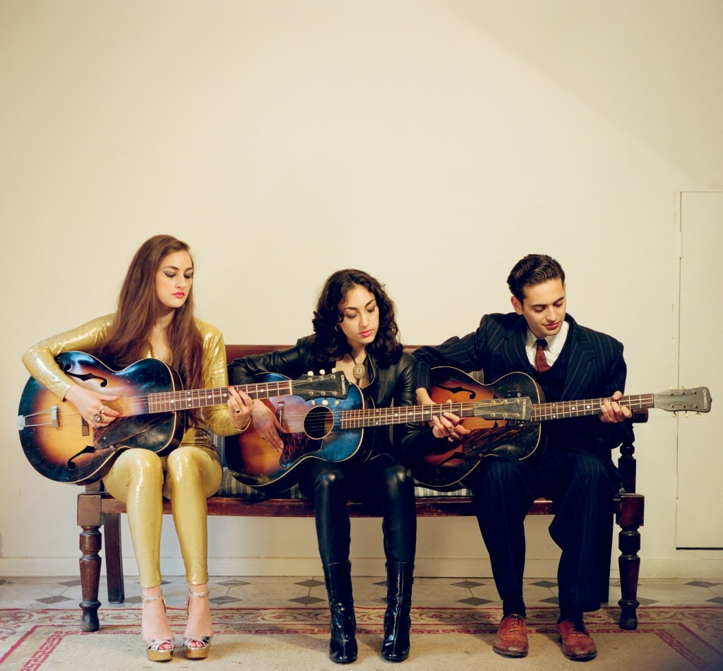 Kitty, Daisy & Lewis Cover