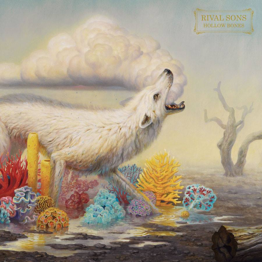 Rival Sons Hollow Bones Albumcover