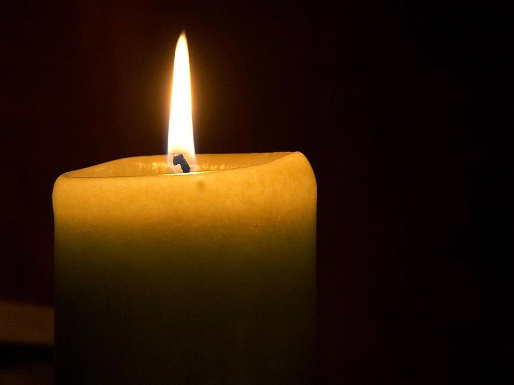 Nizza Terror Kerze Trauer