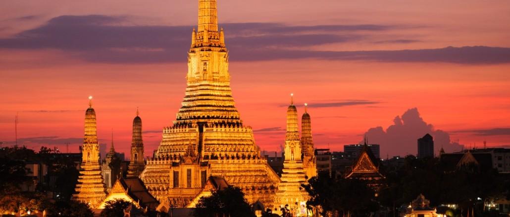Thailand Bomben Phuket HuaHin Samui Bangkok Wat Arun