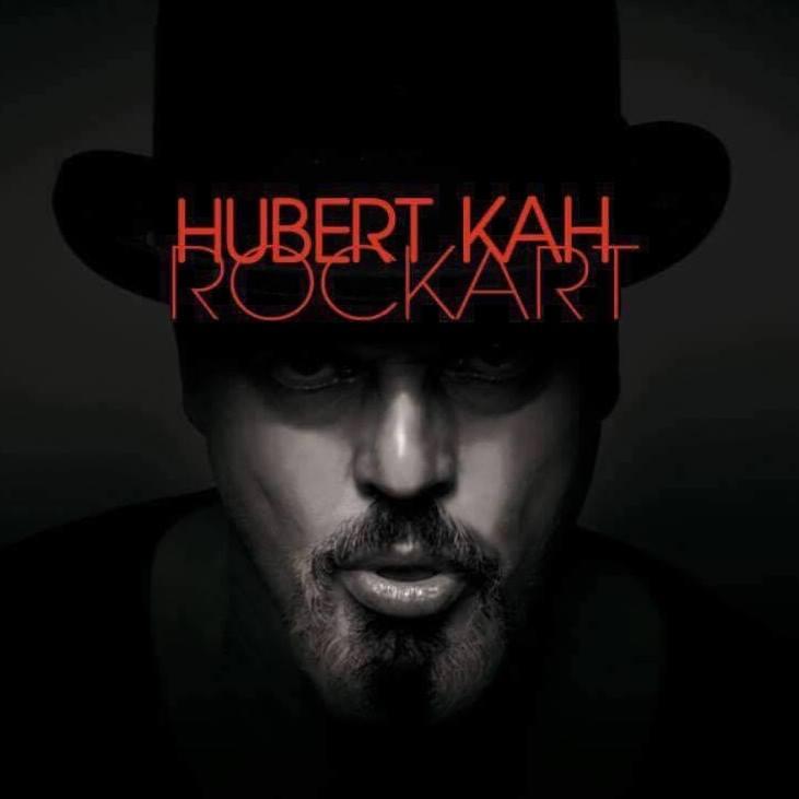 Hubert Kah Album Cover CD RockArt