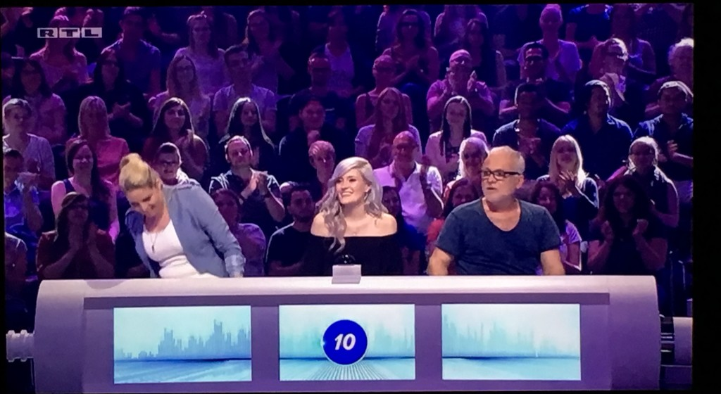 The Big Music Quiz RTL Madeline Juno Nino Angelo Motsi Mabuse