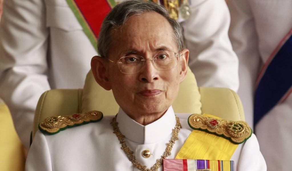 king-bhumibol