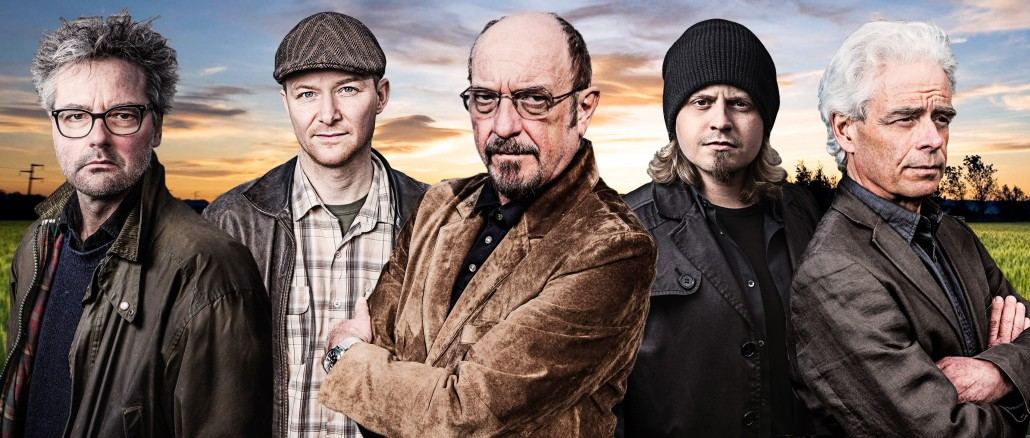 Jethro Tull Ian Anderson 2017 tour Live germany tickets